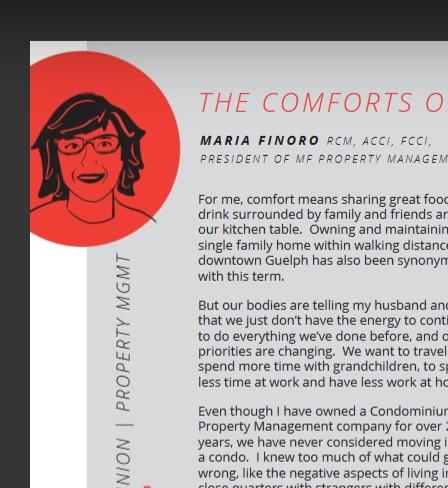 Leadership Team Announcement - MF Property Management Ltd