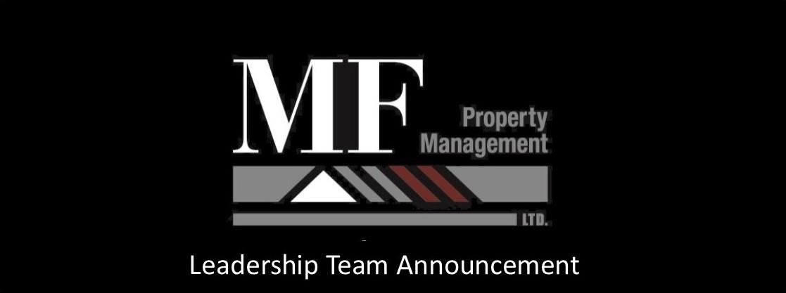Leadership Team Announcement